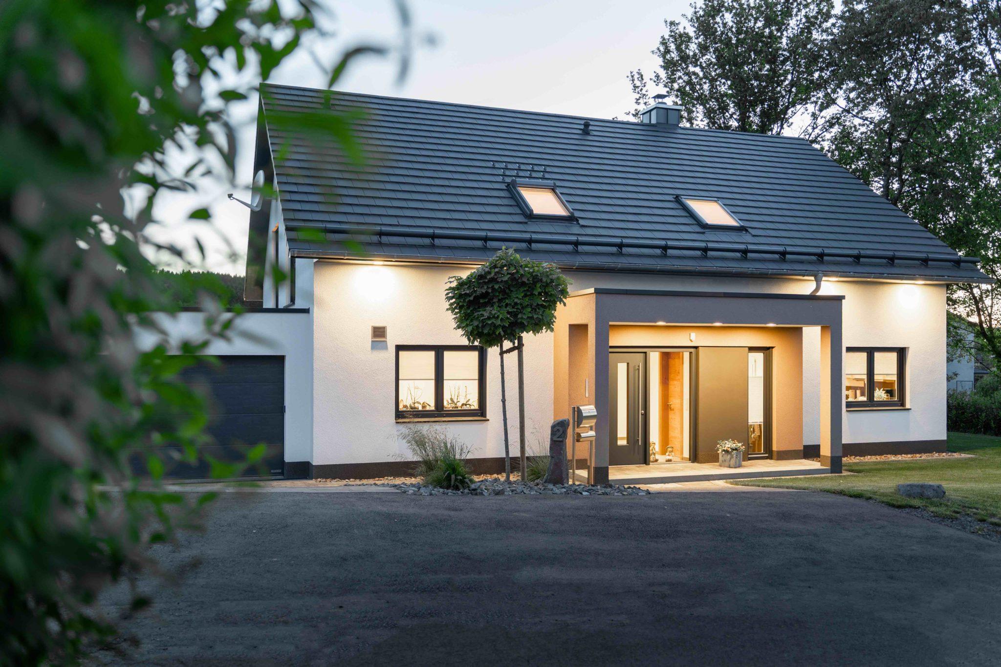 Einfamilienhaus in Olpe bauen